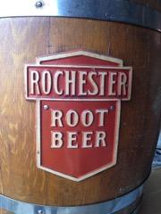Restore Classic Rochester Root Beer Barrel